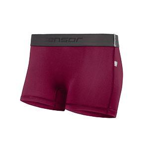 SENSOR COOLMAX TECH dámské kalhotky s nohavičkou lilla