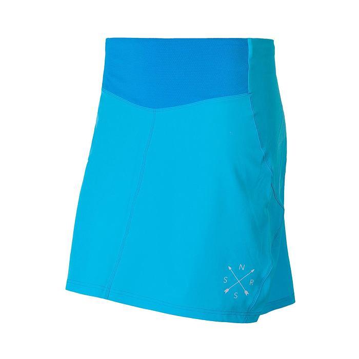 SENSOR INFINITY dámská sukně modrá/be brave